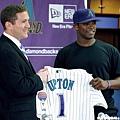 2005年--響尾蛇選進 Justin Upton