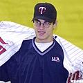 2001年--雙城隊選進 Joe Mauer