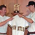 1996年--海盜隊選進 Kris Benson