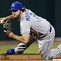 32. Mike Moustakas