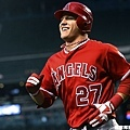 1. Mike Trout