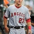 楚勞特 - 2012 洛杉磯天使