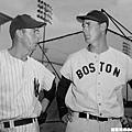 Ted Williams & Joe DiMaggio