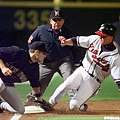 1999年國聯冠軍戰 - 紐約大都會 vs 亞特蘭大勇士