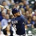 國家聯盟外野手銀棒獎 – Ryan Braun