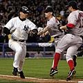 2004年美聯冠軍賽「拍球事件」