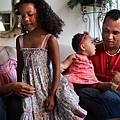 Carlos Beltran和其女兒