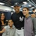 MLB場上的「父與子」!