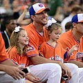 Adam Wainwright和他的女兒
