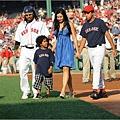 Manny Ramirez和其子