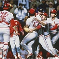 1985 World Series - The Call