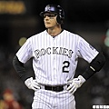 23. Troy Tulowitzki