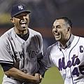 Rivera主持地鐵大戰開球儀式