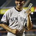 Mariano Rivera獲得明星賽MVP