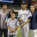 Rivera全家福於明星賽合影