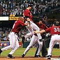 2005年國聯分區系列賽 - 亞特蘭大勇士 vs 休士頓太空人