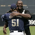 Lee Smith & Trevor Hoffman