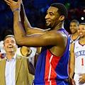 Andre Drummond 30分25籃板榮獲MVP