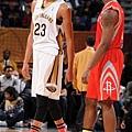 Anthony Davis & Terrence Jones