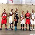 灌籃大賽參賽成員