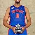 Andre Drummond獲選MVP