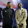 Anthony Davis,Kobe Bryant