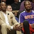 Kobe Bryant,Kevin Durant