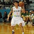 台灣大王信凱在今天辦引退賽告別球員生涯