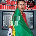葡萄牙隊長Cristiano Ronaldo