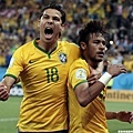 巴西取得2-1領先