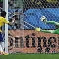 Neymar十二碼罰球
