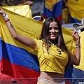 哥倫比亞以3-0擊敗希臘