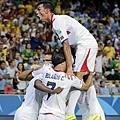哥斯大黎加以3-1擊敗烏拉圭