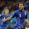 Marchisio開賽率先進球