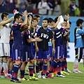 日本隊首戰一球之差吞敗