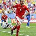 Seferović加時致勝進球