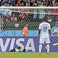 Benzema罰球先馳得點