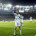 Messi進球阿根廷2-0領先