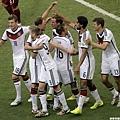 Müller演出帽子戲法