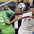 伊朗與奈及利亞和局
