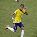巴西前鋒Neymar