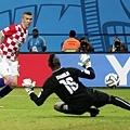 Ivan Perišić進球後再下一城