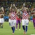 克羅埃西亞大勝 淘汰喀麥隆