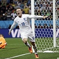 Rooney進球扳平