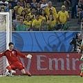 Odemwingie攻進雙方唯一進球