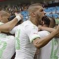 狂轟韓國 阿爾及利亞奪32年首勝