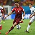 苦戰逼平美國 Ronaldo拯救葡萄牙