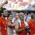 2-0退智利 荷蘭登分組龍頭
