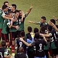 頂住克羅埃西亞強襲 墨西哥晉級16強