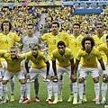 喀麥隆 vs. 巴西